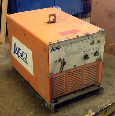 Airco 500-amp Bumblebee V Dc Welding Machine