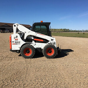 2011 S750 Bobcat with 6 attachments - LOW HOURS!!