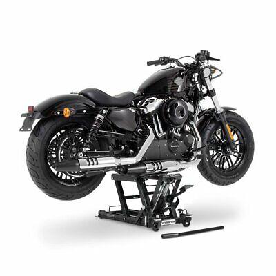 Elevador Tijera Moto L para Harley Davidson Electra Glide Classic negro