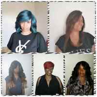 HAIR EXTENSIONS & NATURAL HAIR SERVICES! !!!!!