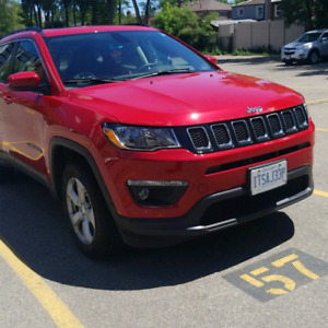 2018 jeep compass finance takeover