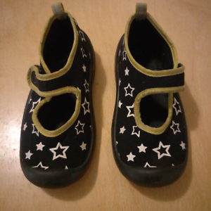Clarks Gorls Summer Shoes Size 26 AUS 9 (3-4 year old)