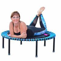 REBOUNDING - Mini-Trampoline FITNESS for Adults and Kids