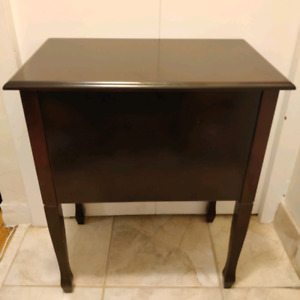 BOMBAY Company 3-in-1 filing cabinet / table