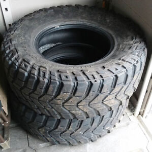 (New Price) BAJA CLAW TTC Mickey Thompson Mud Tires