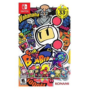 WANTED: Super Bomberman R