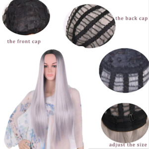 SELLING OMBRE GREY WIG (Worn once)