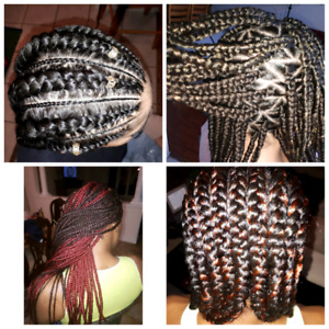 AFFORDABLE  BRAIDing!!!