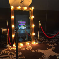 PHOTOBOOTH - TOUCH SCREEN BOOTH - NEW CONCEPT!!!