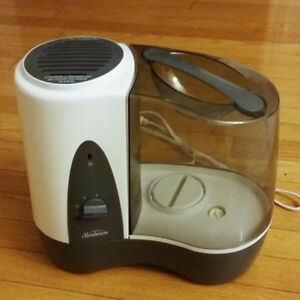 Sunbeam Filter Free Warm Mist Humidifier