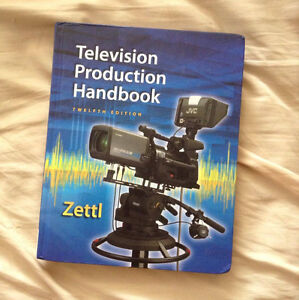 Niagara College Broadcasting Radio TV & Film TV Production Book