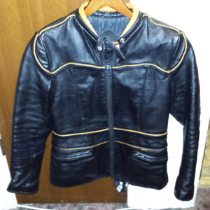 Ladies Brimaco Motorcycle Jacket size small
