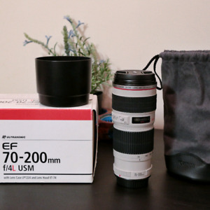Canon L Series Lens - 70-200mm f/4L USM