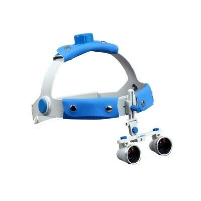 Adjustable Headband Dental Surgical Loupes 2.5x460mm