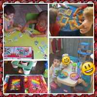 Barrhaven daycare 1 full time spot available for age 2 & up