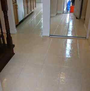 20% off grout cleaning VCT  Cambridge Kitchener Area image 3