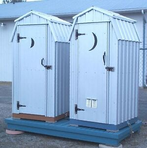 Pre-Fab Structures - ** Storage Sheds & Outhouses ** Peterborough Peterborough Area image 3