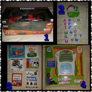Toys and puzzles