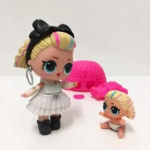 NEW Lol 80s BB family  set doll