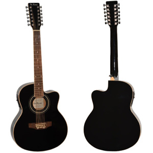 12 STRING ACOUSTIC / ELECTRIC GUITAR (Brand New!)