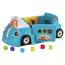 Fisher Price sit in car