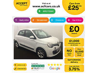 Renault Twingo Dynamique FROM £25 PER WEEK!