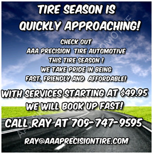 AAA PRECISION TIRE AND AUTOMOTIVE