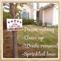 5 Star All Inclusive Lawn Care and Snow Removal. PROMOS