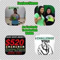 Fearless Fitness New Challenge Starting February 16th