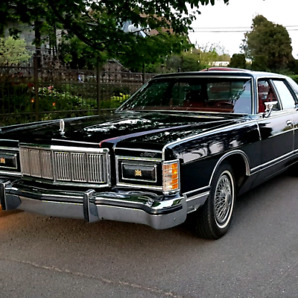 Grand marquis 1978 Ford Lincoln Mercury