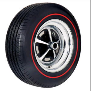 Looking for 14 or 15 inch Red wall tires