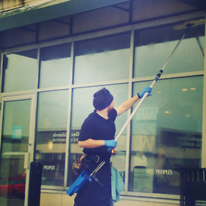 Cleanup your residential or commercial windows