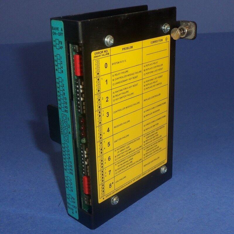 BANNER CONTROLLER MODULE PGAB-1
