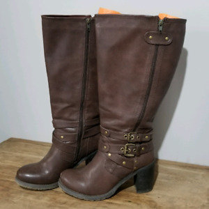 Wide Calf Size 8 Boots
