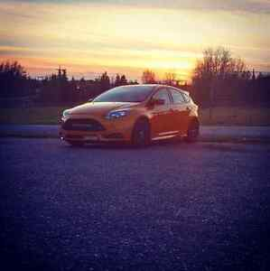 2013 ford focus st turbocharged 2.0