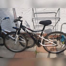 Ladies appollo spiral bike