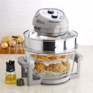 Big Boss Oil-less Fryer - never used, new in box