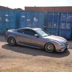 2012 G37S COUPE 6MT
