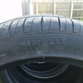 tyres wery good