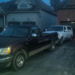 2000 ford f150 2 door 97000