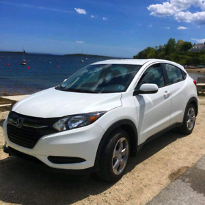 2018 Honda HRV lease takeover