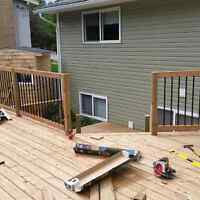 ***MUIRS DONE RIGHT Handyman Carpentry Services***