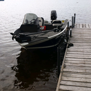 2013 legend 16' excite w/30hp