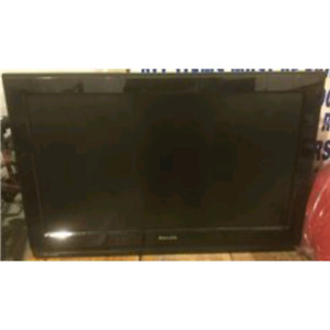*32 inch Philips LCD tv .SOLD HOUSE ! sell the tv! Used ! Work!*