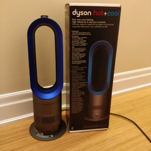 Dyson AM05 Hot + Cold fan heater