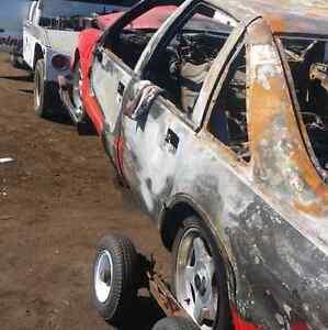 Scrap cars removal  647.920.8685