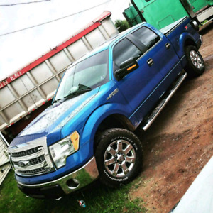 2014 ford f150 5.0 loaded