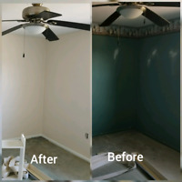 $99 a room paint offer/ painter/ affordable painter