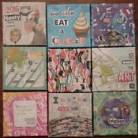 Cupcakes and Collage