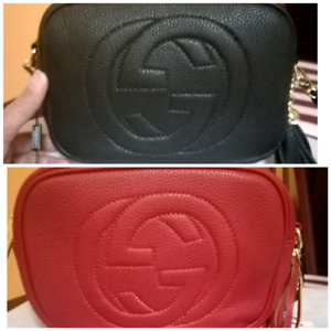 Beautiful inspired side bags, black,red,beige and off white